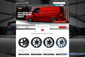 Alloy Wheels NI
