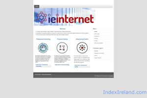 Visit IE Internet website.