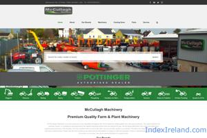 McCullagh Machinery Ltd