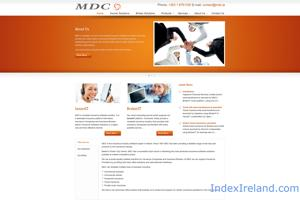 Visit MDC Information Systems website.