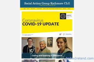 Visit Social Action Group Rathmore website.