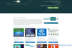 Visit TeachNet Ireland website.